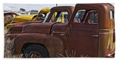 Pickup Cabs 2 Beach Sheet