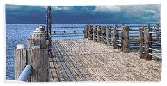 Pier 1 Image C Beach Towel