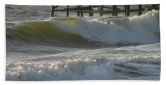 Pier Pressure Beach Towel