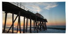 Pier Side Beach Towel