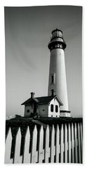 Pigeon Point Lighthouse Beach Towel