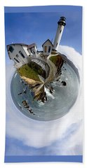 Pigeon Point Lighthouse Planet Beach Towel