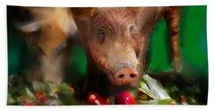 Pigs Beach Sheet