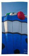 Piko The Hot Air Balloon Beach Towel