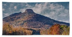 Pilot Mountain Beach Towel