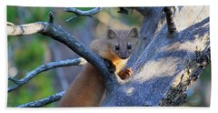 Pine Martin Beach Towel