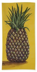 Pineapple 4 Beach Sheet