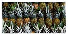 Pineapples  Beach Sheet