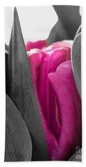 Pink Passion Beach Sheet