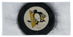 Pittsburgh Penguins Beach Towel