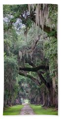 Plantation Path Beach Towel