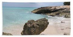 Plum Bay - St. Martin Beach Towel