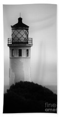 Pointe Vincente Lighthouse Beach Sheet