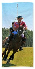 Polo Beach Towel