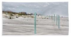 Ponce Beach Beach Towel