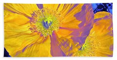 Poppy 14 Beach Towel