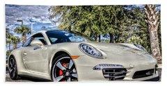 Porsche 50th Anniversary Limited Edition Beach Towel