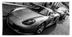 Porsche Carrera Gt Beach Sheet