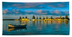Port Albert Bay Beach Towel