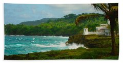 Port Antonio Beach Towel
