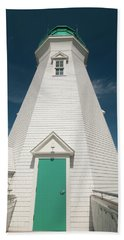 Port Dalhousie Lighthouse 9057 Beach Towel