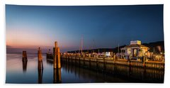 Port Jefferson Beach Towel