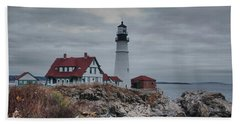 Portland Headlight 14456 Beach Towel