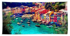 Portofino Dream Beach Towel