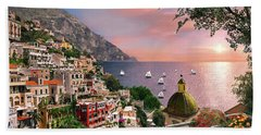 Positano Beach Towel