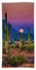 Postcard Perfect Arizona Beach Towel