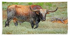 Prairie Longhorn Beach Sheet