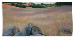 Prairie Sunset Beach Towel