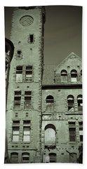 Preston Castle Tower Beach Sheet