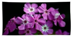 Pretty Purple Beach Sheet