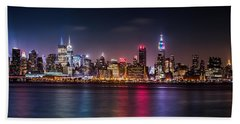 Pride Weekend Panorama Beach Towel