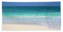 Pristine Beach Cancun Beach Sheet
