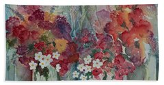 Profusion Beach Towel