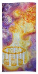 Prophetic Ms 34 New Leader Treasure Restored Beach Towel
