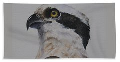 Proud Osprey Beach Towel