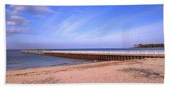 Prybil Beach Pier Beach Towel