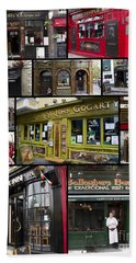 Pubs Of Dublin Beach Sheet
