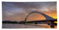 Puente De Lusitania II Beach Sheet