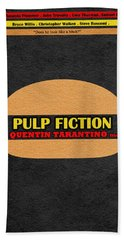 Pulp Fiction Beach Towel