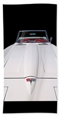 Pure Enjoyment - 1964 Corvette Stingray Beach Towel