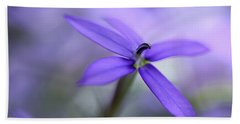 Purple Dreams Beach Sheet