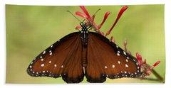 Queen Butterfly Beach Sheet