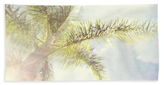 Queen Palm Beach Towel