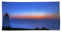 Quiet Morning.. Beach Sheet