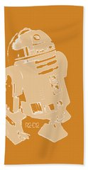 R2d2 Beach Towel