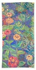 Radford Library Butterfly Garden Beach Sheet